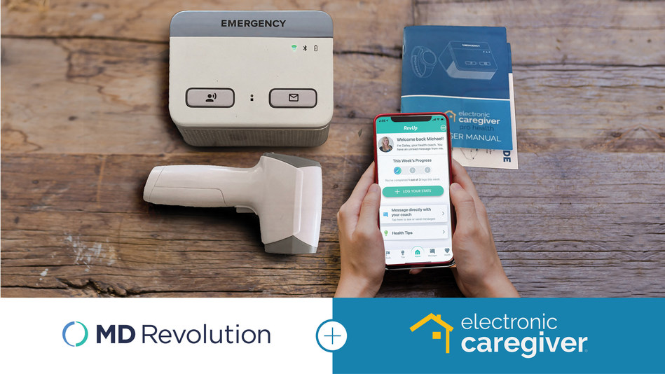 MD Revolution Electronic Caregiver